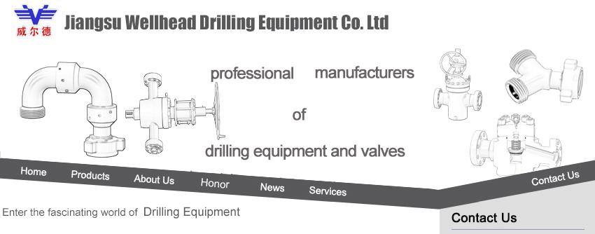 News Jiangsu Wellhead Drilling Equipment Co Ltd